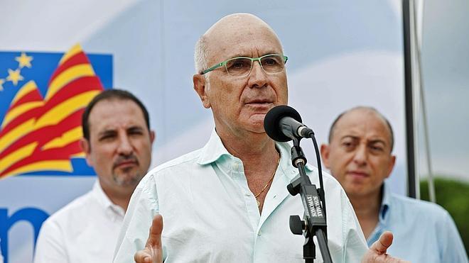 Duran Lleida advierte de daños económicos si no hay solución al proceso soberanista