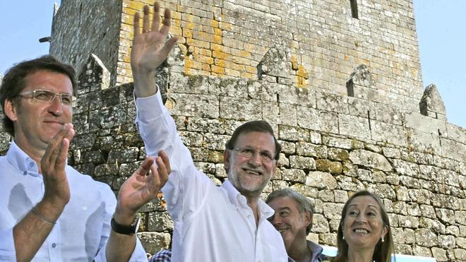 Rajoy presidirá el 30 de agosto la apertura del curso político del PP en Soutomaior
