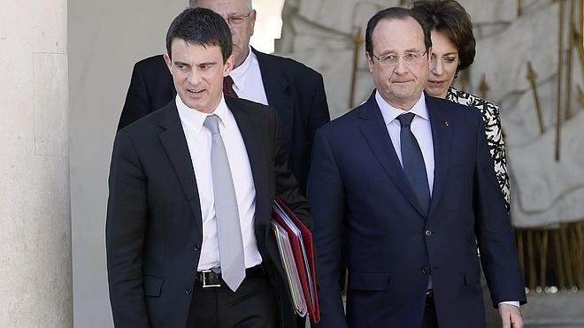 Valls prepara un Gobierno acorde con las políticas de recortes de Hollande