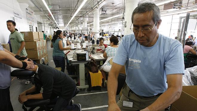 La economía de EE UU crece al 4,2% en el segundo trimestre