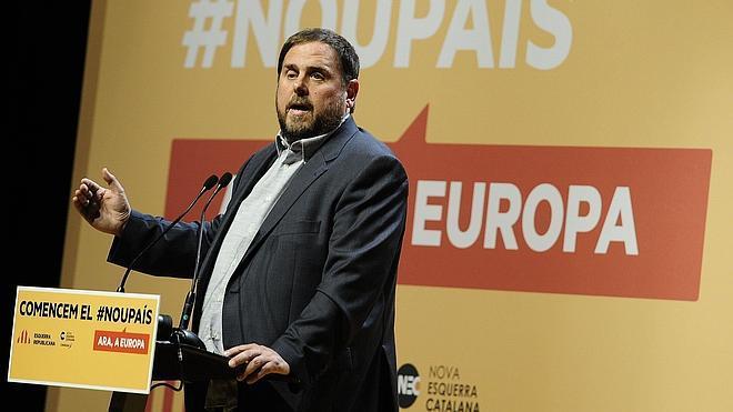 Junqueras dice que los mercados reaccionarán negativamente al 'no' de Rajoy