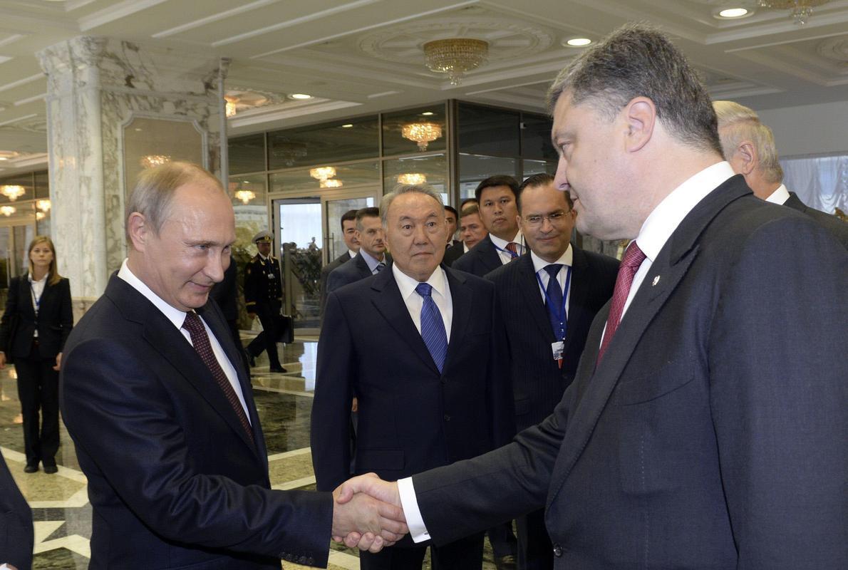 Acuerdo inminente entre Rusia y Ucrania para un alto fuego