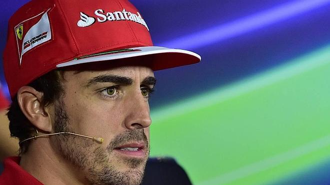 Alonso: «Estar en el podio en Monza es especial»