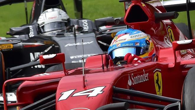 Ferrari: ¿trilero o realidad en Monza?