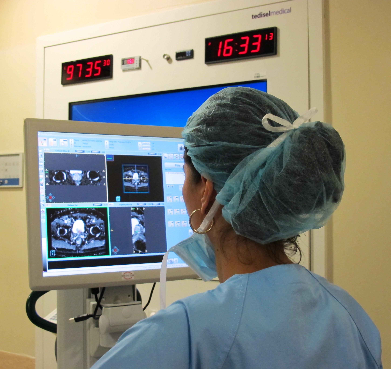 Resonancia magnética multiparamétrica de la próstata hospitalaria