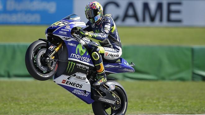 Valentino Rossi es eterno