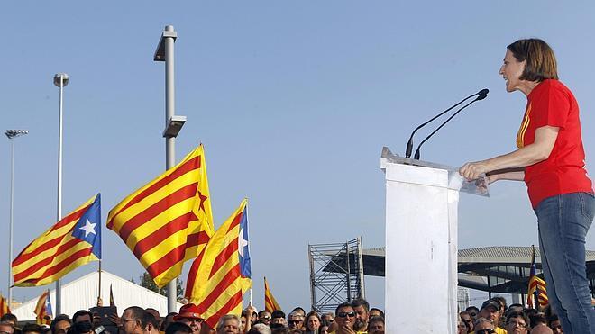 Firmas de menores, extranjeros y no residentes a favor de la independencia catalana