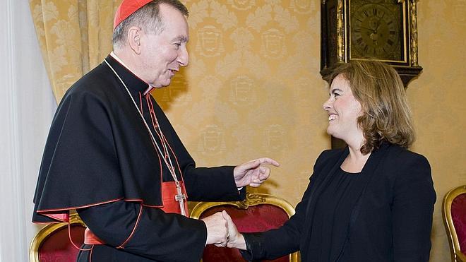 El Gobierno, «muy esperanzado» en que el Papa visite España en 2015