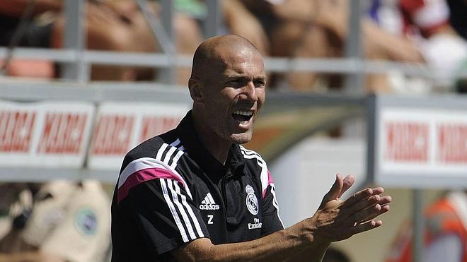 Zidane: «Si Ribéry no quiere volver, hay que respetarle»