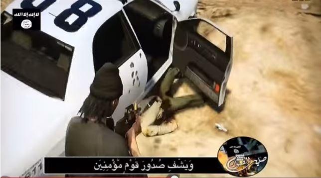 El Estado Islámico crea un videojuego que premia por acribillar a policías de EE UU