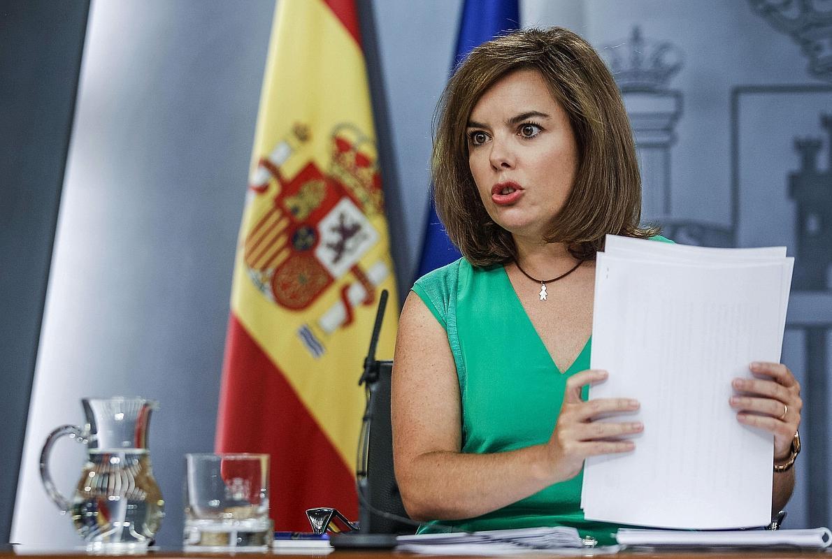 El Gobierno recurrirá la ley de consultas sin esperar a que Mas convoque el 9-N