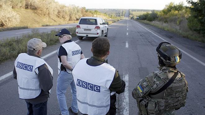 Donetsk acusa a las tropas ucranianas de violar hasta diez veces el memorando de Minsk
