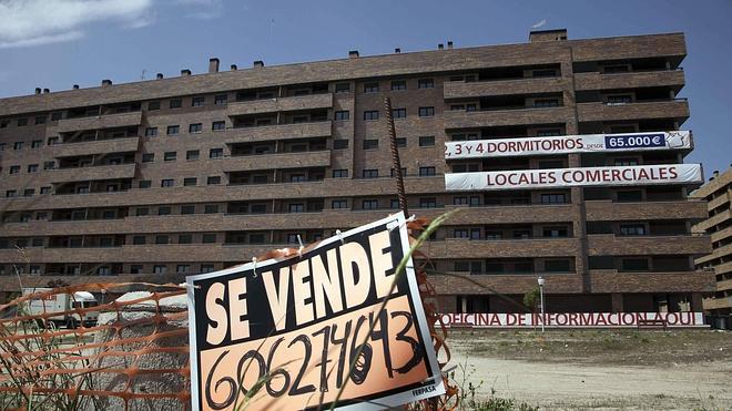 Los extranjeros compran una de cada cinco viviendas vendidas en España