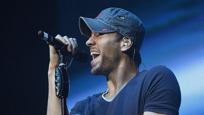 Enrique Iglesias, cinco nominaciones a los Grammy Latino