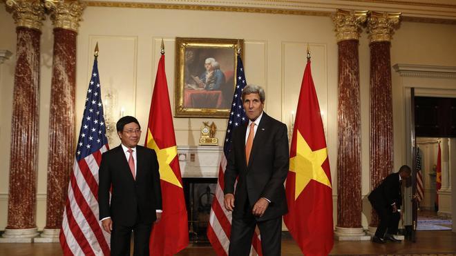 EEUU levanta parcialmente el embargo sobre armas a Vietman