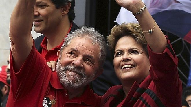 Rousseff, la guerrillera que se transformó en una tecnócrata