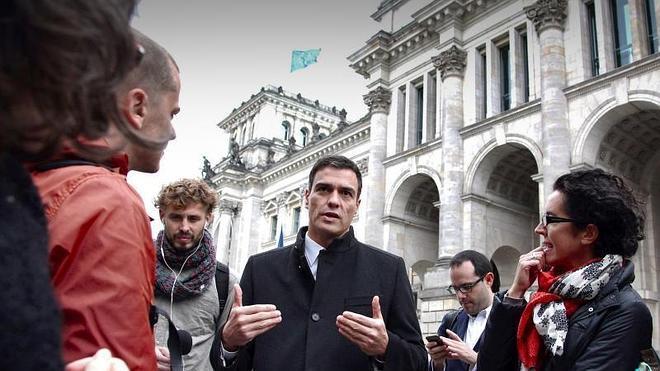 Pedro Sánchez cobra al mes 4.443,7 euros netos del Congreso y dona 420 al PSOE