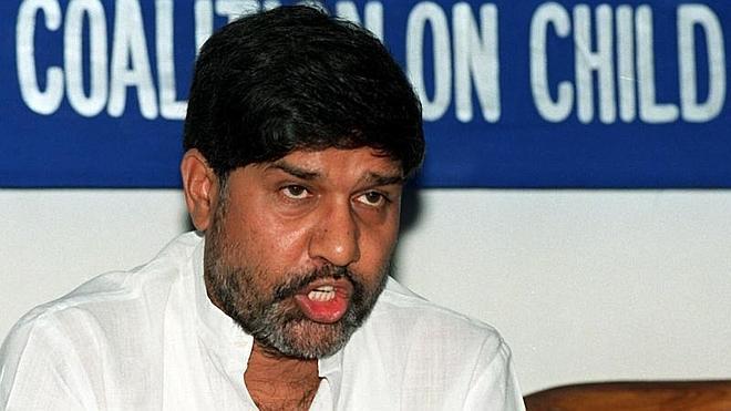 Kailash Satyarthi, la voz de los niños