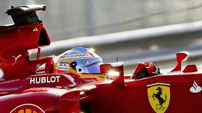 Alonso despeja su futuro