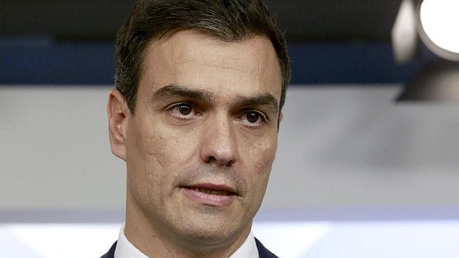 Sánchez anuncia su respaldo al envío del contingente militar a Irak