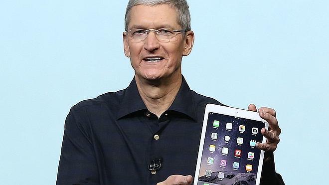 El iPad Air 2 adelgaza y se apunta a la moda de los 'selfies'