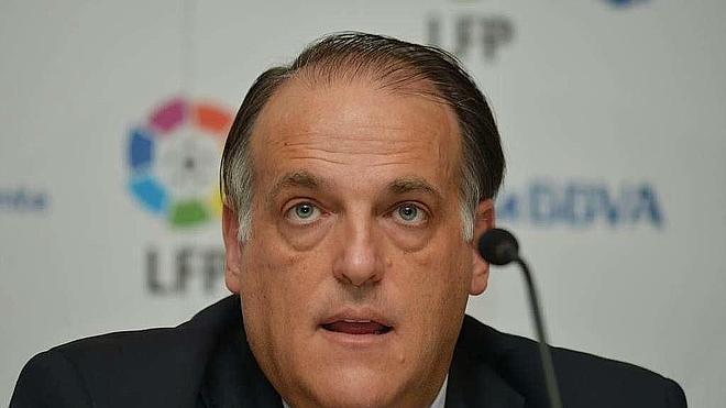 Tebas defiende el formato de una Copa… que no sabe si puede jugar Pedro León