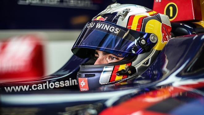 Sainz Jr. busca asiento en Fórmula 1 más allá de Toro Rosso