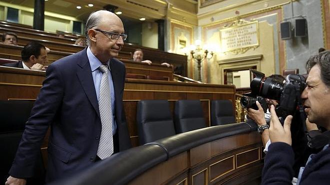 El Congreso rechaza la devolución de los Presupuestos