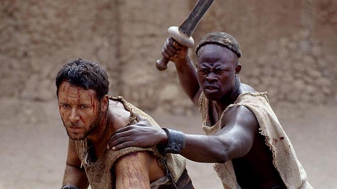 Los gladiadores eran vegetarianos