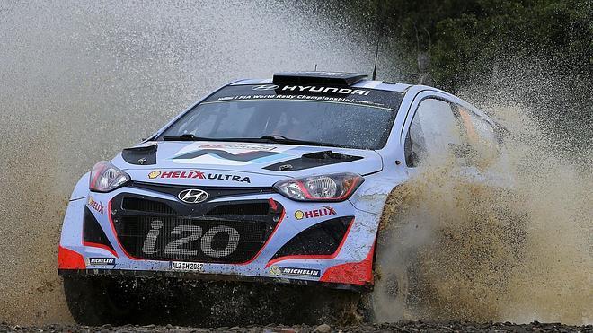 Dani Sordo, piloto de Hyundai las dos próximas temporadas