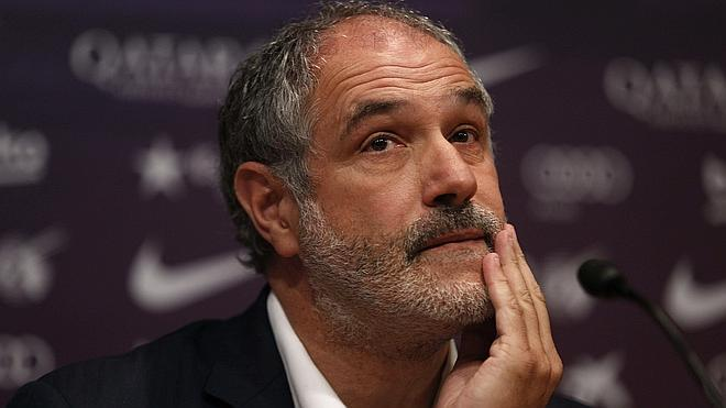 Zubizarreta: «A Luis Enrique no hay que explicarle la exigencia de este club»