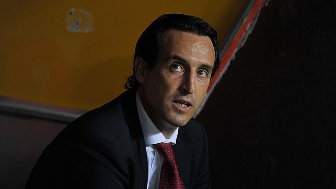 Emery, mejor entrenador del mes de octubre