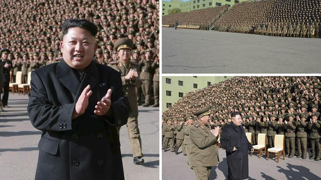 Kim Jong-un reaparece caminando sin bastón tras los rumores sobre su precaria salud