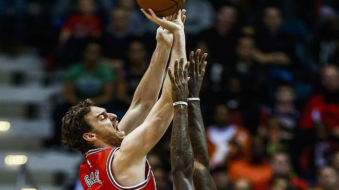 Noche impecable de los españoles en la NBA