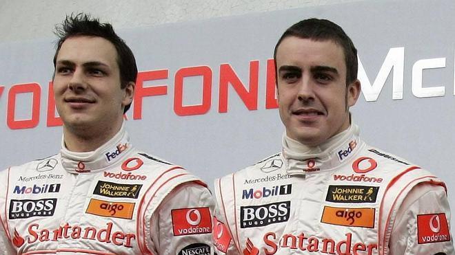 Gary Paffett dejará de ser el piloto reserva de McLaren