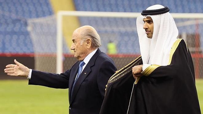 La FIFA denuncia irregularidades económicas sobre los mundiales de Rusia y Catar