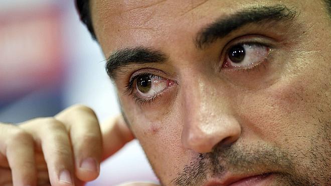 Xavi empieza a asumir su retirada y su futuro como entrenador