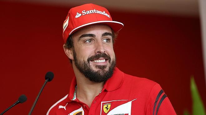 Alonso cede su asiento a Vettel en Ferrari