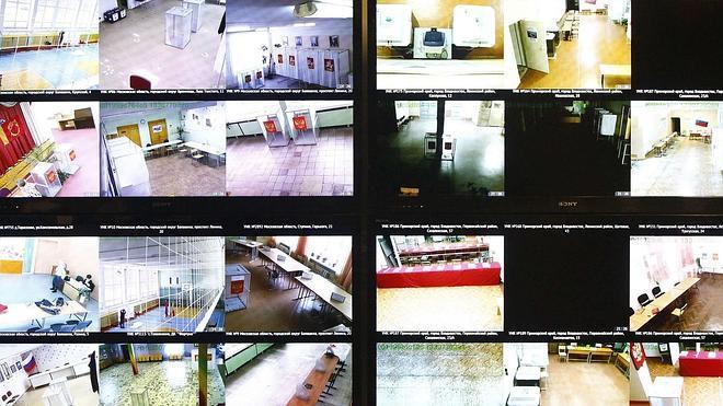 Una página rusa muestra miles de 'webcams' privadas de todo el mundo