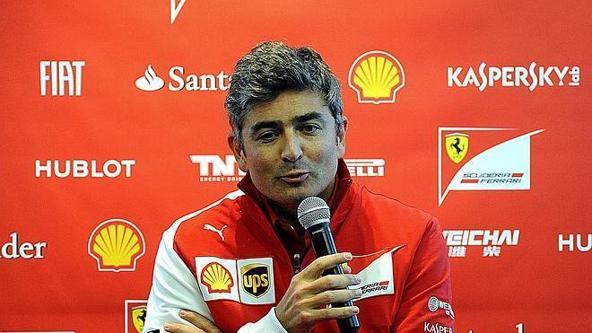 Ferrari no se aguanta ni a sí misma