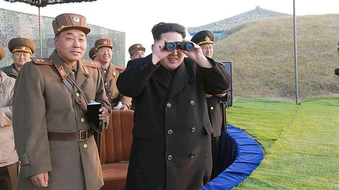 Kim Jong-un: «Los estadounidenses son caníbales y asesinos»