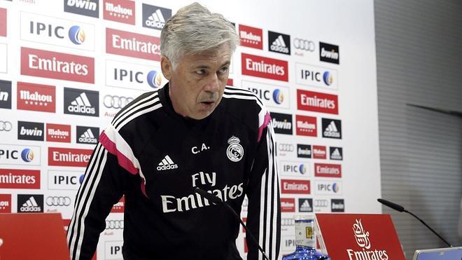 Ancelotti confirma que Jesé jugará contra el Cornellá