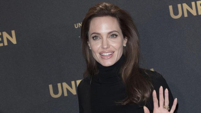 Angelina Jolie sufre un leve accidente de tráfico
