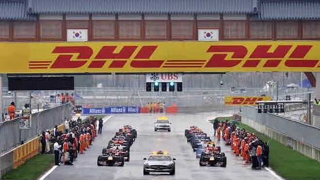 Corea del Sur no está segura de organizar un Gran Premio de Fórmula 1 en 2015