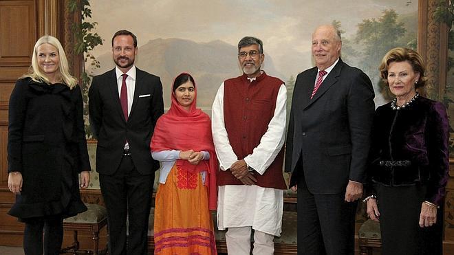 Malala: «Voy a seguir con esta lucha hasta que que todos los niños puedan ir a la escuela»