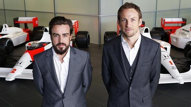 Alonso y McLaren se dan una segunda oportunidad