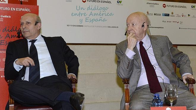 Edwards y Wert, una mirada de optimismo hacia el futuro del español