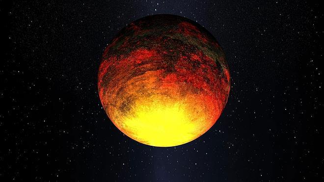Los 'ingredientes' de los exoplanetas rocosos, muy similares a los de la Tierra