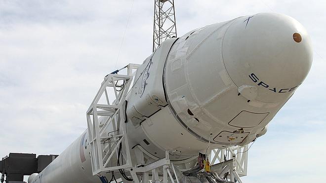SpaceX aplaza el lanzamiento de su quinta misión a la Estación Espacial