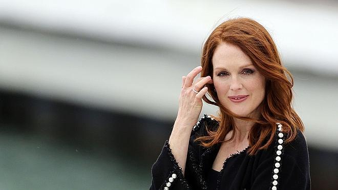 «Soy realista y no persigo el papel equivocado, como hacen tantas actrices»